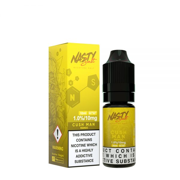 Nasty Salt Cush Man-Salt 10ml
