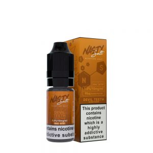 Nasty Salt Devil Teeth-Salt 10ml