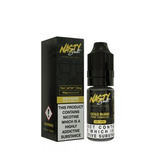 Nasty Salts Gold Blend-Salt 10ml