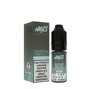 Nasty Salts Sicko Blue-Salt 10ml