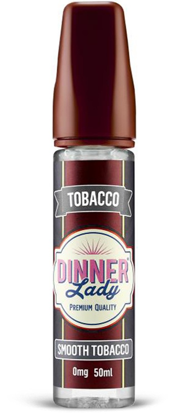 Smooth Tobacco-Dinner Lady 50ml