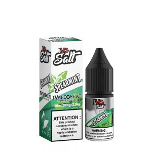 Spearmint-Nic Salt-IVG 10ml
