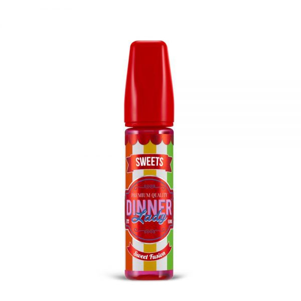 Sweet Fusion-Sweets-Dinner Lady 50ml