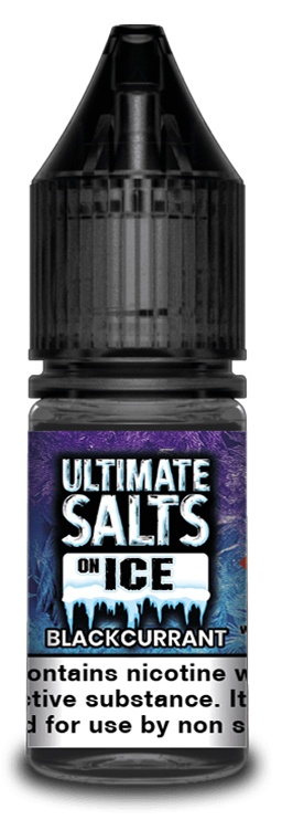 Blackcurrant-Ultimate Salts On Ice