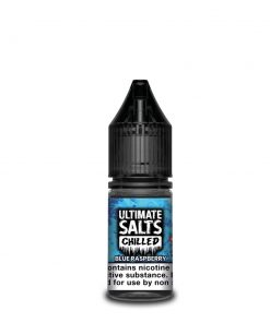 Blue Raspberry-Ultimate Salts Chilled