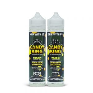Candy King-Tropic Bubblegum Collection 2 x 50ml