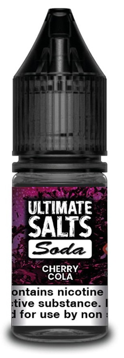 Cherry Cola-Ultimate Salts Soda