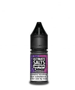 Grape& Strawberry-Ultimate Salts Candy Drops
