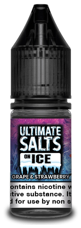 Grape Strawberry-Ultimate Salts On Ice