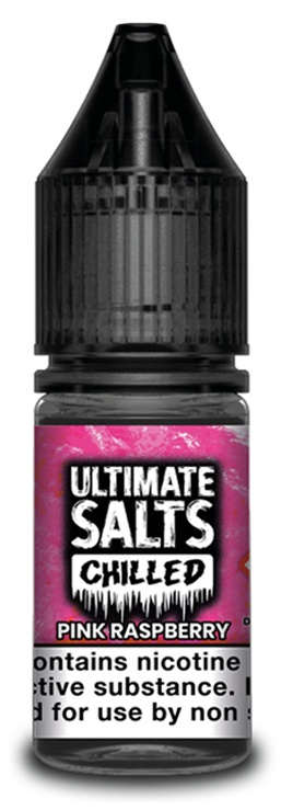 Pink Raspberry-Ultimate Salts Chilled