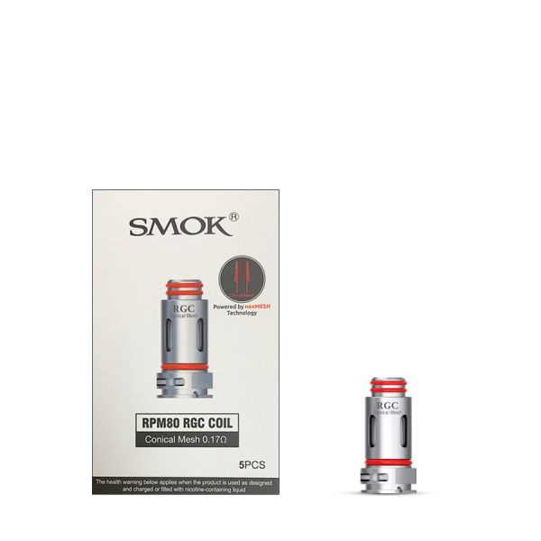 Smok RPM80 RGC Conical Mesh Coil 0.17 ohm