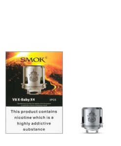 Smok V8 X-Baby X4 Replacement Coil 0.13 ohm