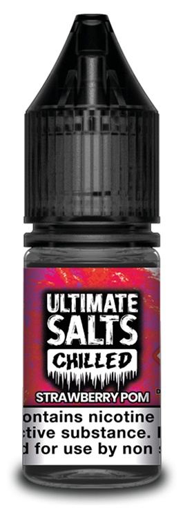 Strawberry Pom-Ultimate Salts Chilled