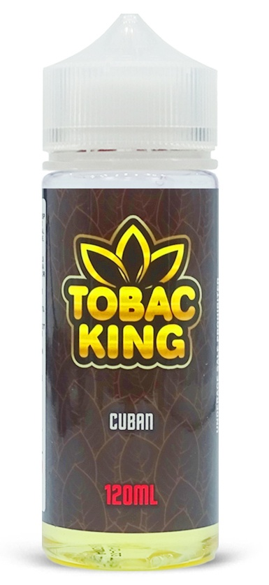 Tobac King-Cuban 120ml