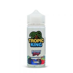 Tropic King-Berry Breeze 120ml