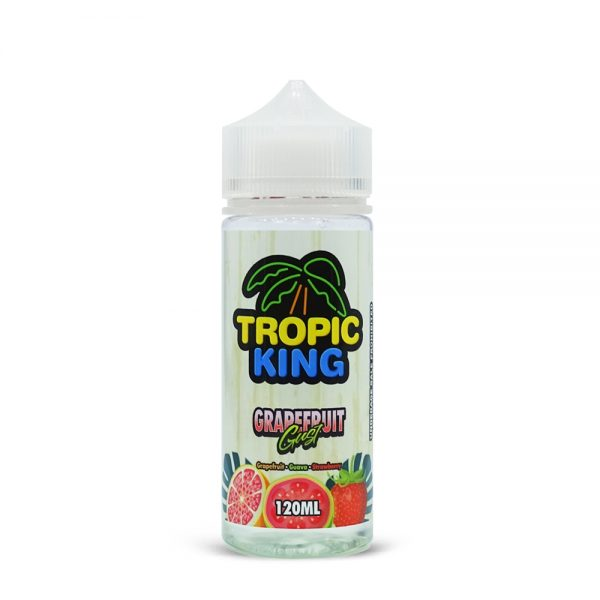 Tropic King-Grapefruit Gust 120ml