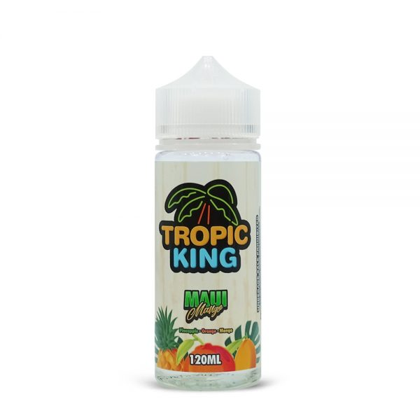 Tropic King-Maui Mango 120ml