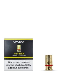 Voopoo PNP-RBA Coil 0.6 ohm-Pack Of 1