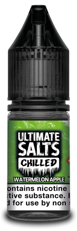 Watermelon Apple-Ultimate Salts Chilled