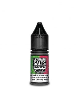 Watermelon&Cherry-Ultimate Salts Candy Drops
