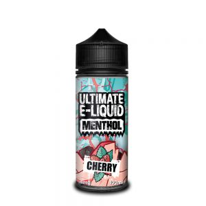 Cherry-Menthol E-liquid 100ml