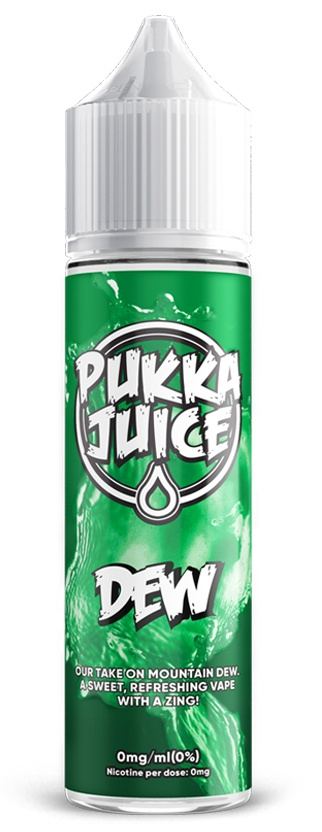 Dew-Pukka juice 50ml