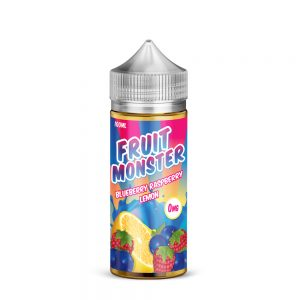 Fruit Monster-Blueberry Raspberry Lemon 100ml