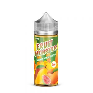 Fruit Monster-Mango Peach Guava 100ml