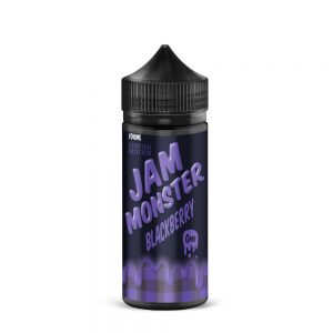 Jam Monster-Blackberry 100ml