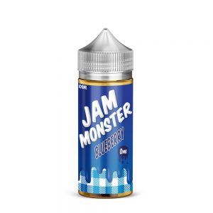 Jam Monster-Blueberry 100ml