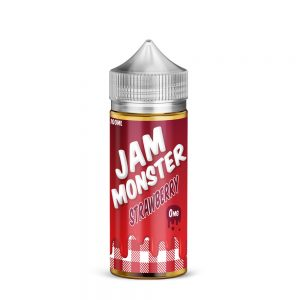 Jam Monster-Strawberry 100ml