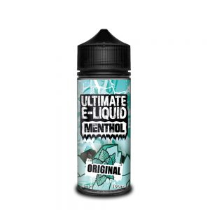 Original-Menthol E-liquid 100ml