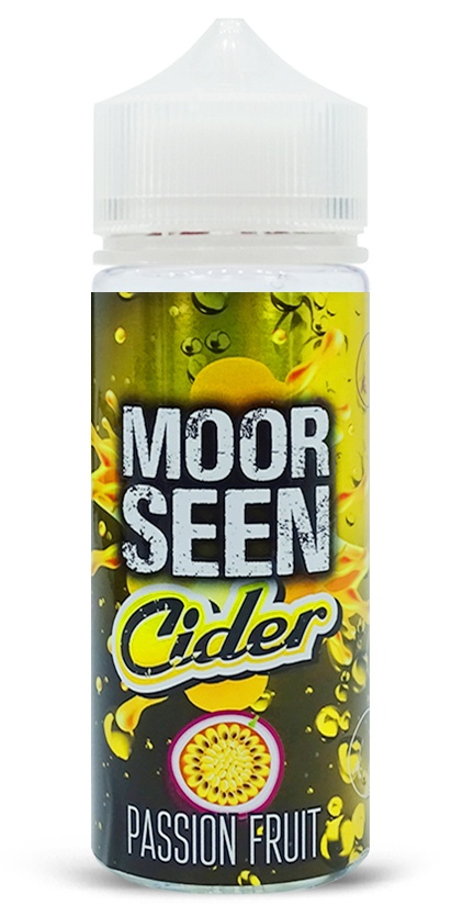 Passion Fruit-Cider-Moor Seen-120ml