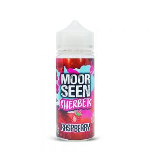 Raspberry-Sherbets-Moor Seen-120ml