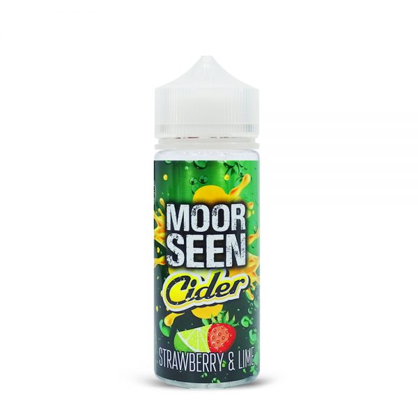Strawberry & Lime-Cider-Moor Seen-120ml