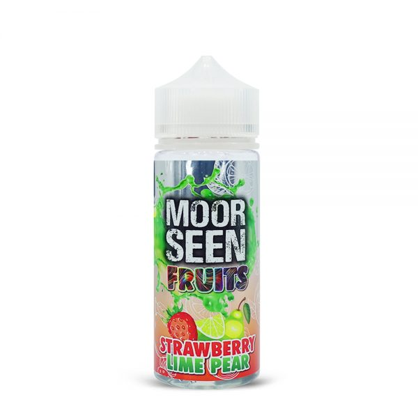 Strawberry Lime Pear-Fruits-Moor Seen-120ml
