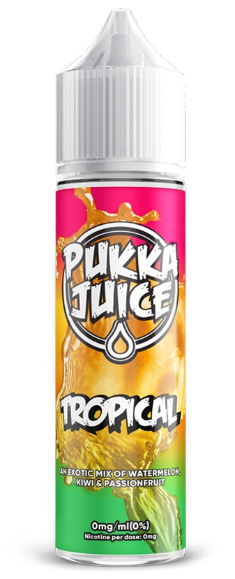 Tropical-Pukka juice 50ml