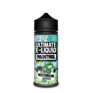 Watermelon-Menthol E-liquid 100ml