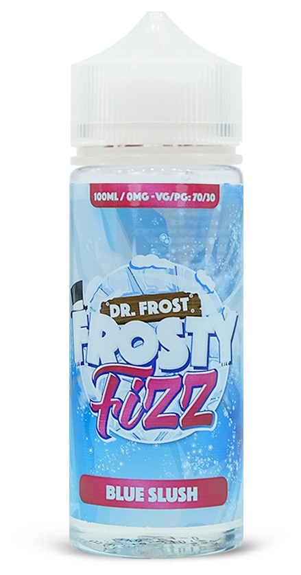 Dr.Frost Frosty Fizz Blue Slush-100ml