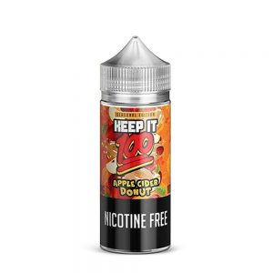Keep It 100-Apple Cider Donut 100ml