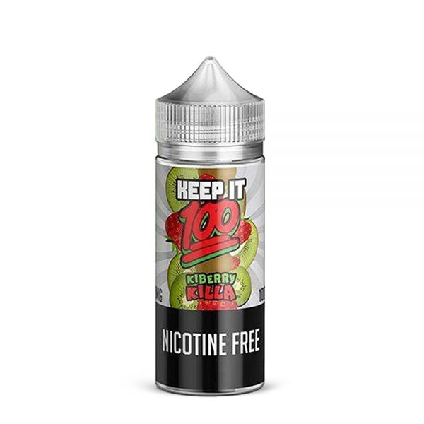 Keep It 100-Kiberry Killa 100ml