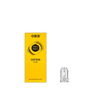 OBS COTTON Cabo-Pack of 1