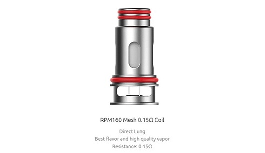 Smok RPM160 Meshed Coil 0.15ohm
