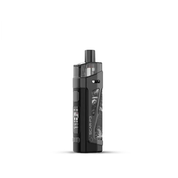 Smok-SCAR-P3-Pod-Kit-Fluid-Black-White