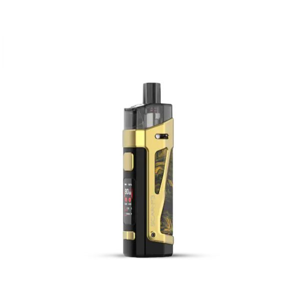 Smok-SCAR-P3-Pod-Kit-Fluid-Gold