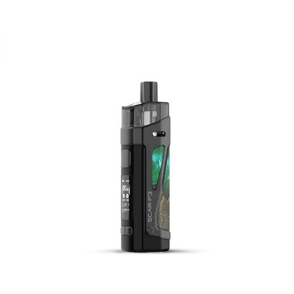 Smok-SCAR-P3-Pod-Kit-Green-Stabilizing-Wood