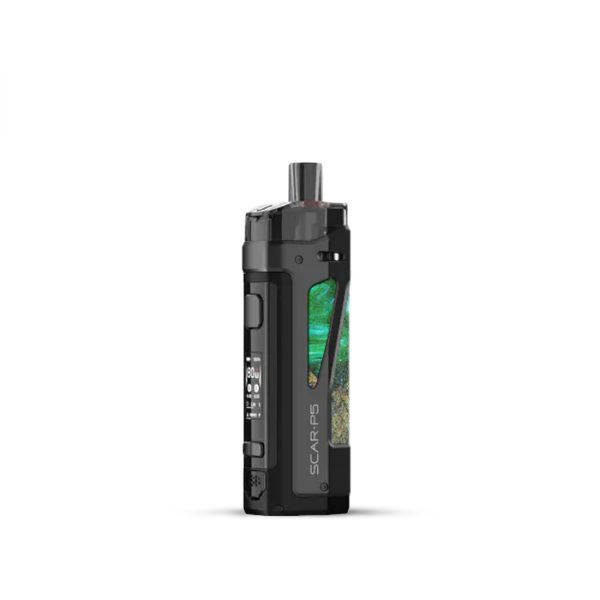 Smok-SCAR-P5-Pod-Kit-Green-Stabilizing-Wood