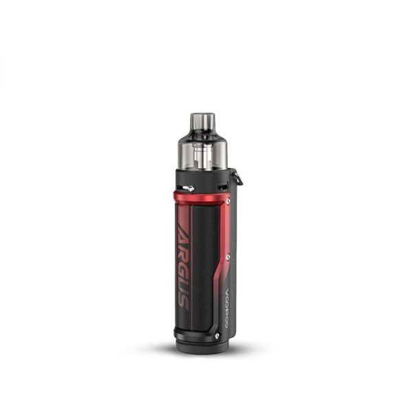 Voopoo-Argus-Pro-Pod-Kit-Litchi-Leather-Red