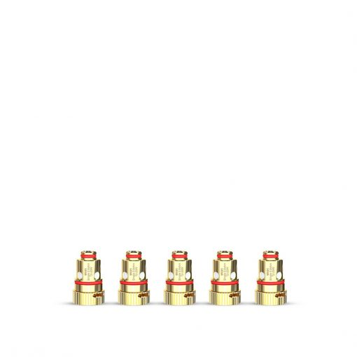 Wismec WV01 Mesh Coil 0.8 ohm-Pack of 5-1