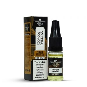Guardian Vape 10mI-Nic Salt Tobacco-Hazelnut